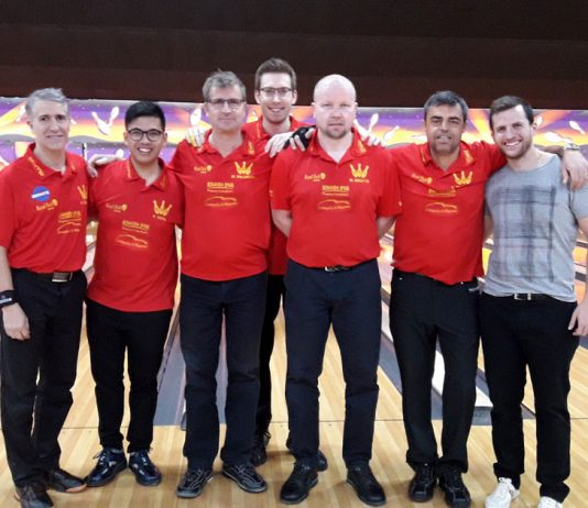 Euro Bowling Torrevieja in Position to Win Third Consecutive National League Trophy
