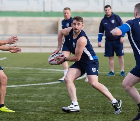 Featherstone Rovers in Torrevieja Sports City