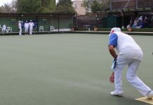 Greenlands Bowls Club by Dave Webb
