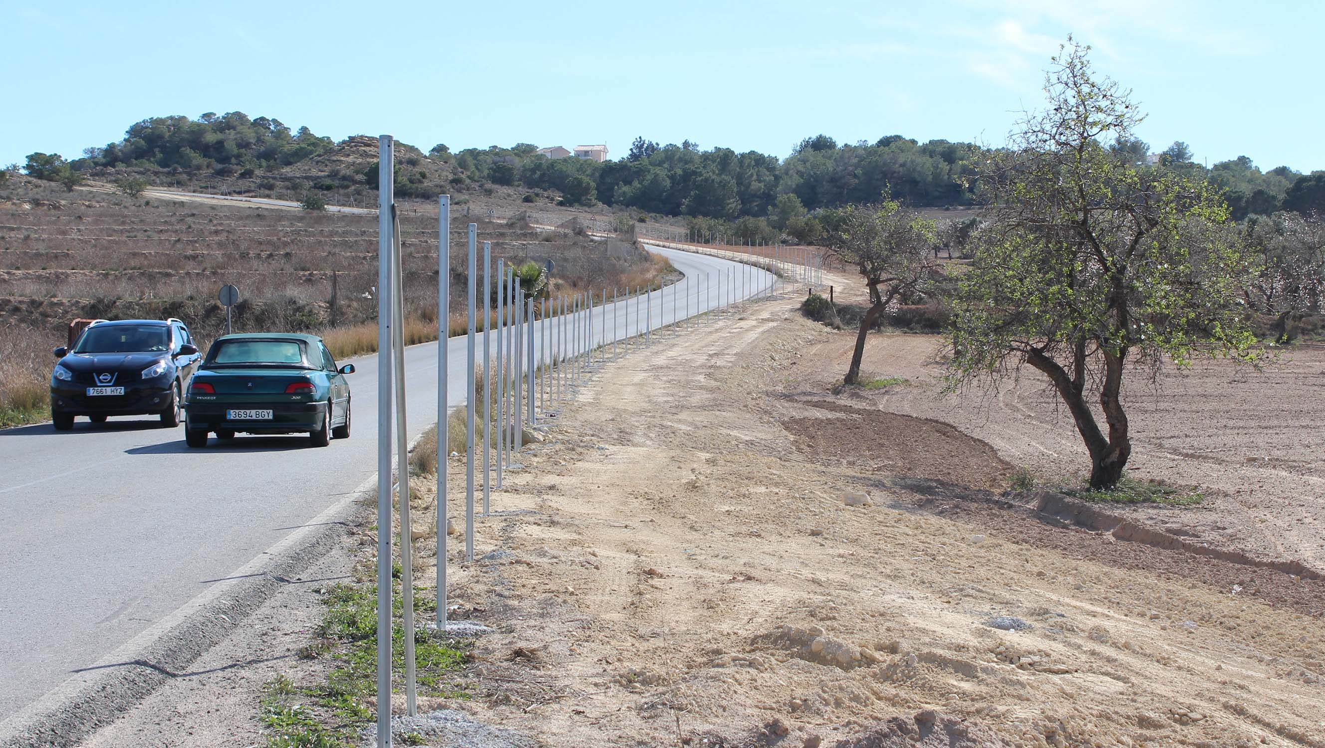 San Miguel Council order work to stop on controversial fencing