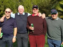 San Miguel Golf Society at Las Colinas. February 21st, 2018