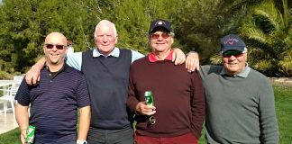 San Miguel Golf Society at Las Colinas. February 21st, 2018