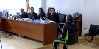 Dumbbell killer found guilty in Orihuela