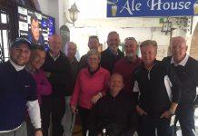 The Plaza Golf Society - Las Ramblas 23.2.18