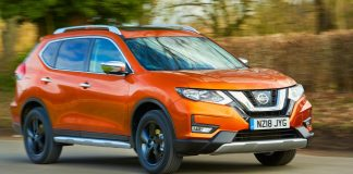 Nissan Introduces Stylish New Platinum Edition SV to the X-Trail Range
