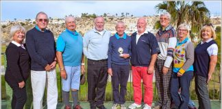 Eurogolf Monthly Medal and Toffs