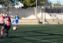 CD Montesinos v CF Rafal.