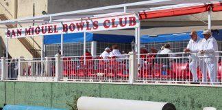 San Miguel Bowls Club by Pat McEwan