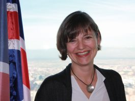 British Consul Sarah-Jane Morris will talk about Brexit and how it affects British citizens living in Spain