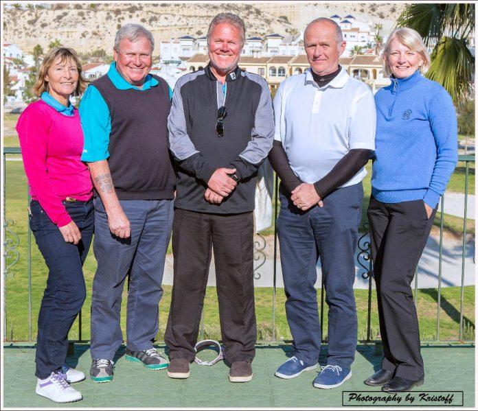 Eurogolf Away Day To Vistabella