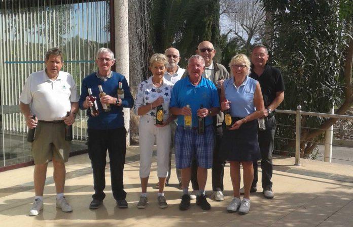 El Plantio 2 Golf Society 'Waltz'