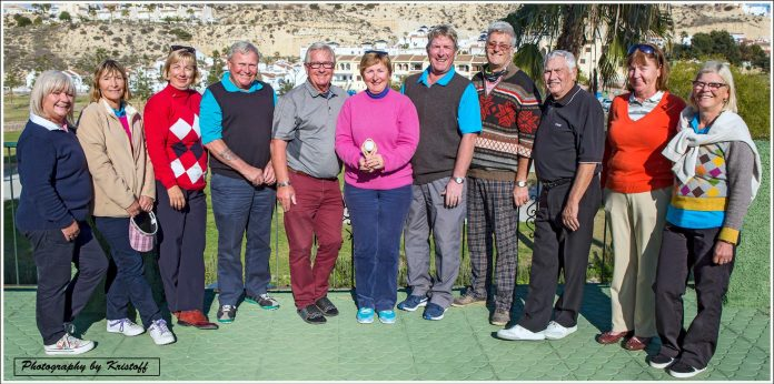 Eurogolf Monthly Stableford