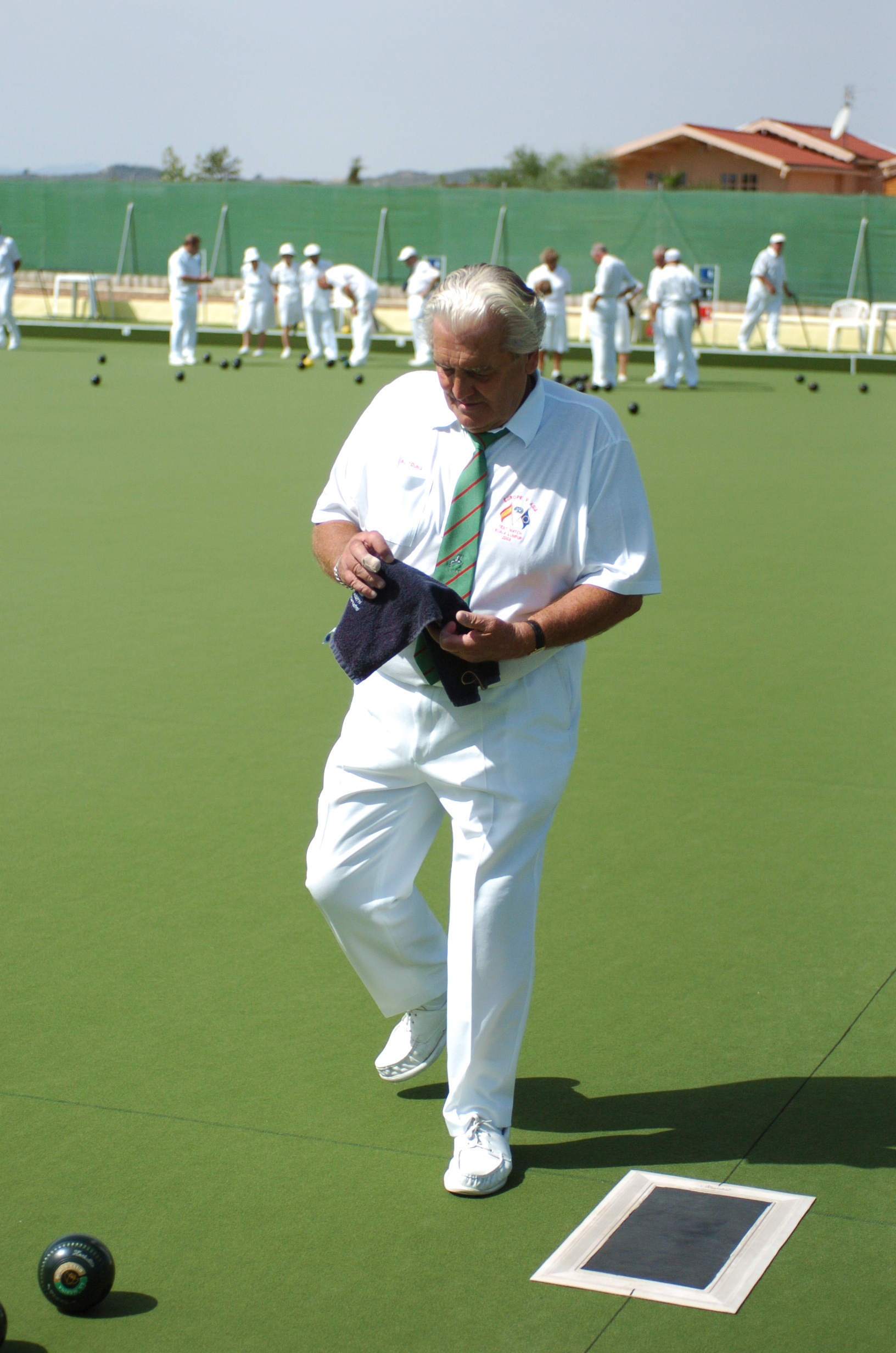 Obituary – Bill Young (1933 – 2018) – Monte Mar Bowls Club