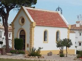 Anglican Chaplaincy Of St Peter & St Paul Torrevieja - Lent & Eastertide – 2018