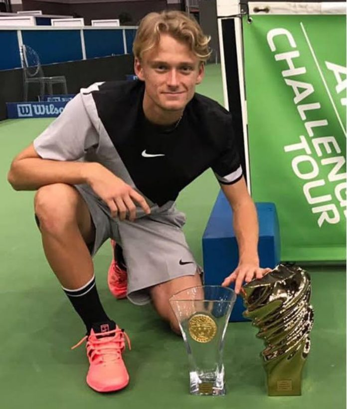 Nicola Khun beaten in final of the ATP Challenge tour in Budapest
