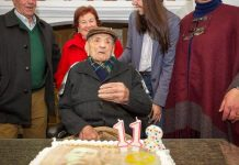 World's oldest man, Francisco Nunez Olivera, dies in Spain aged 113 years old