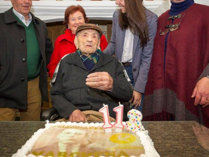 World's oldest man, Francisco Nunez Olivera, dies in Spain aged 113 years old