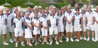 Javea Green Winter League triumph at Quesada.