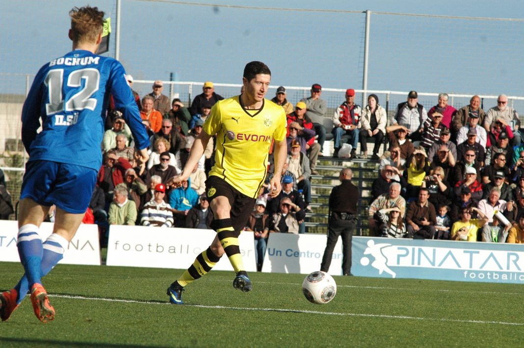 Borussia Dortmund remain undefeated at Pinatar Arena
