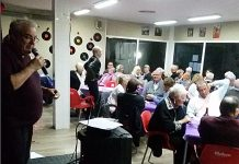 Inaugural quiz night for U3A