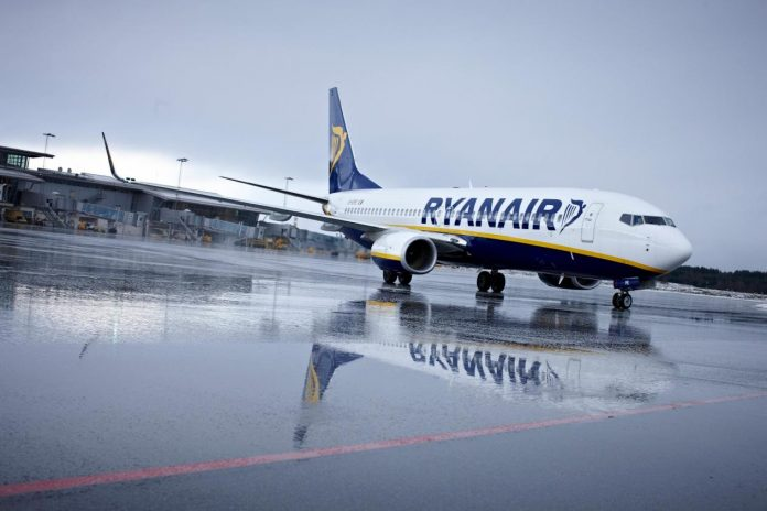 Ryanair gearing up to Easter strikes