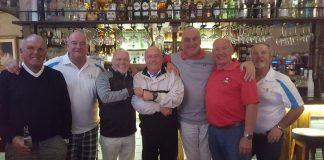 The Med Bar Golf Society, El Raso, at VISTABELLA 13/2/18
