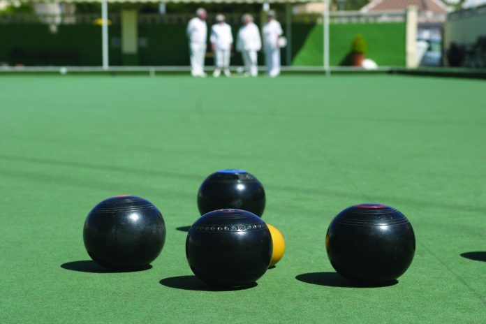 Lawn Bowls in Spain