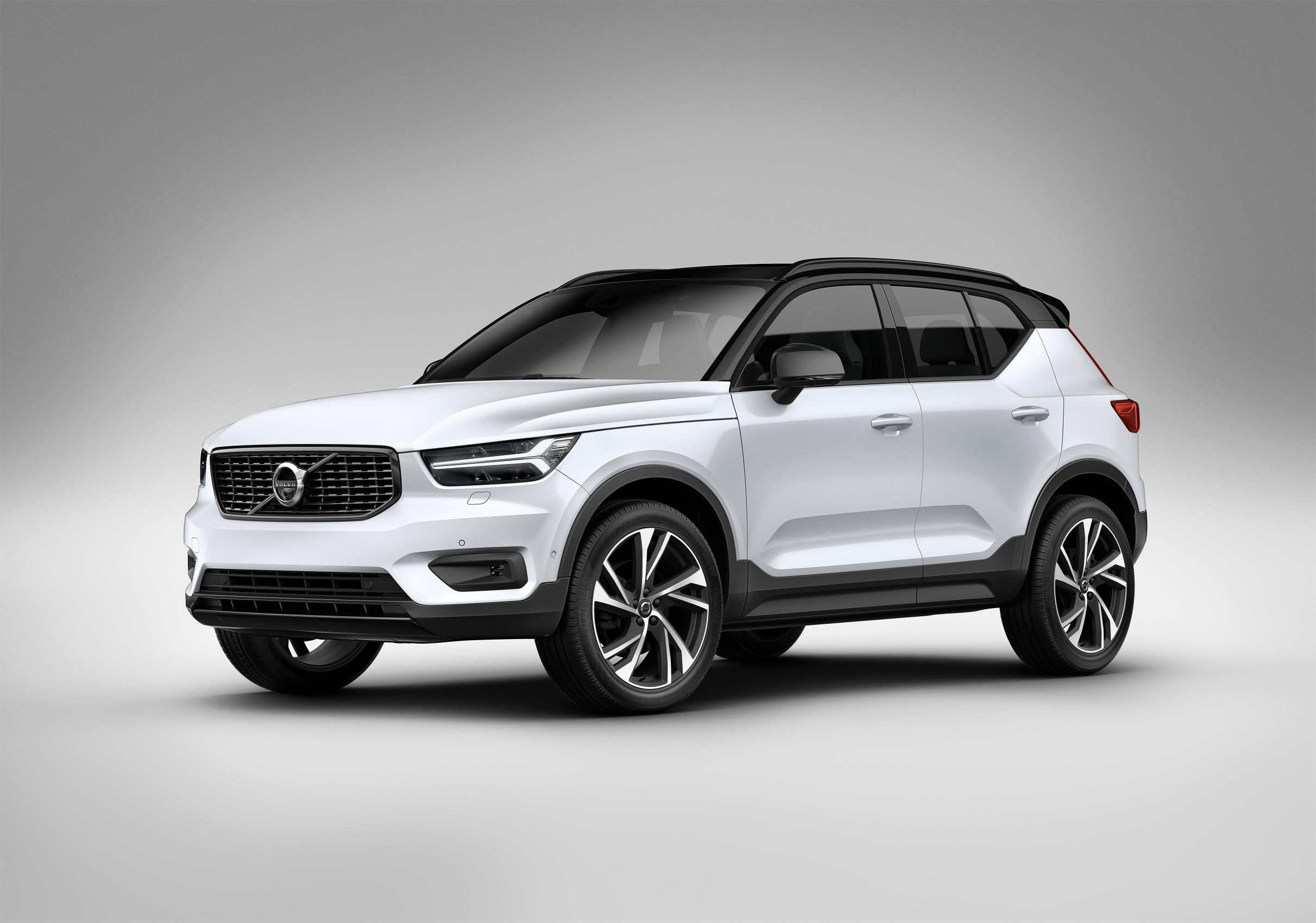 New Volvo XC40 named 2018 European Car of the Year
