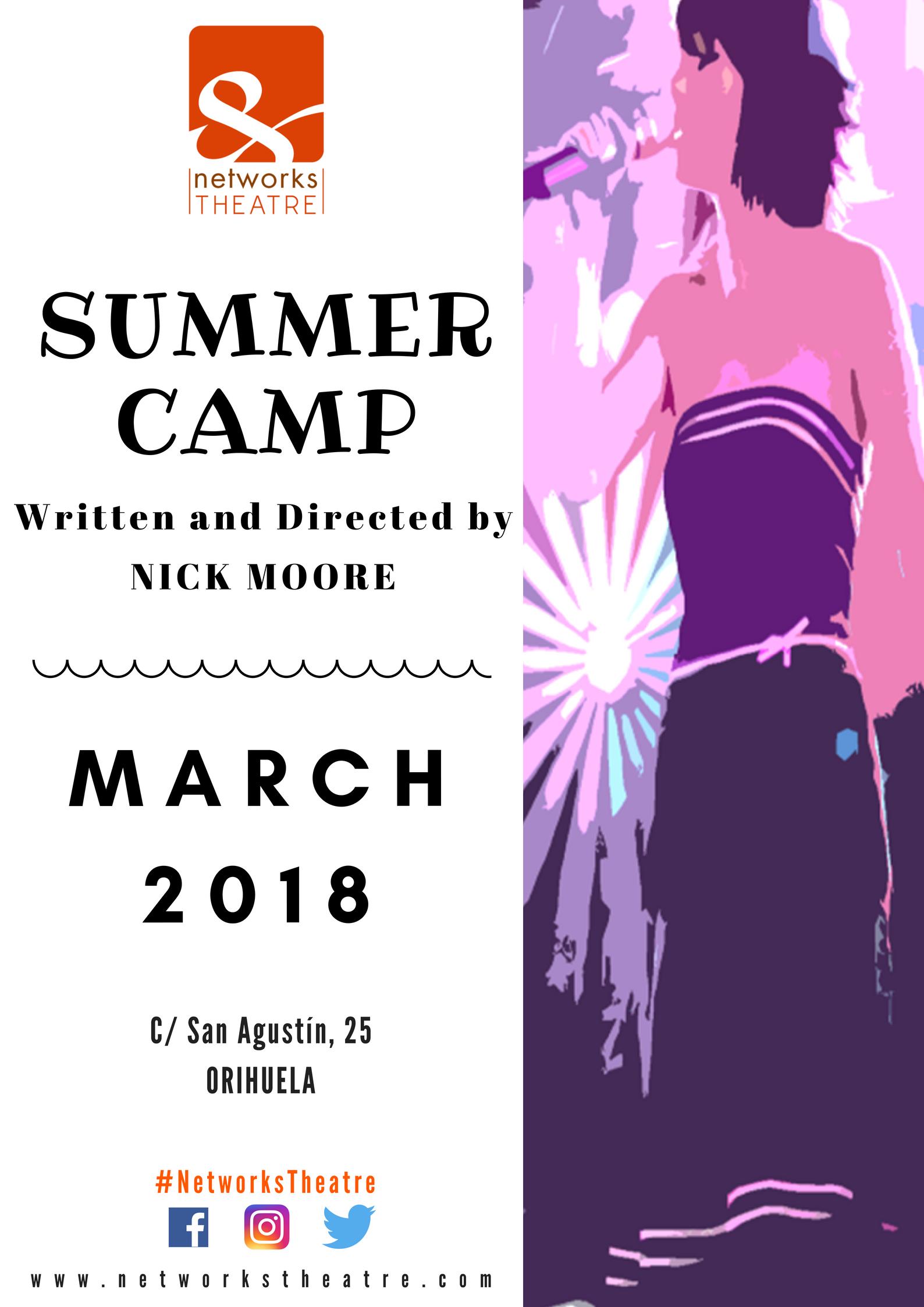 Summer Camp in Orihuela
