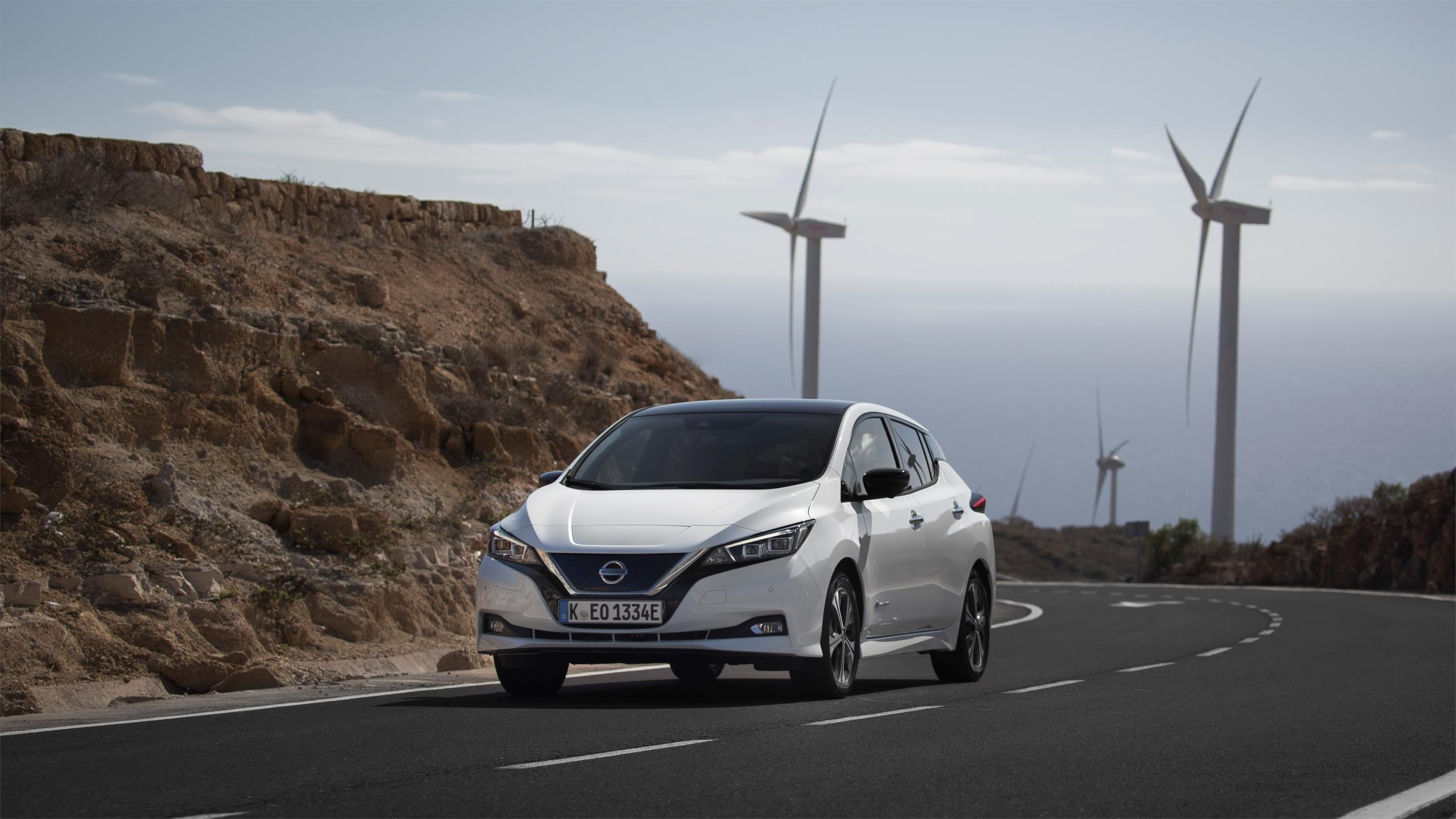 Nissan intelligent mobility vision drives breakthrough announcements at Geneva Motor Show