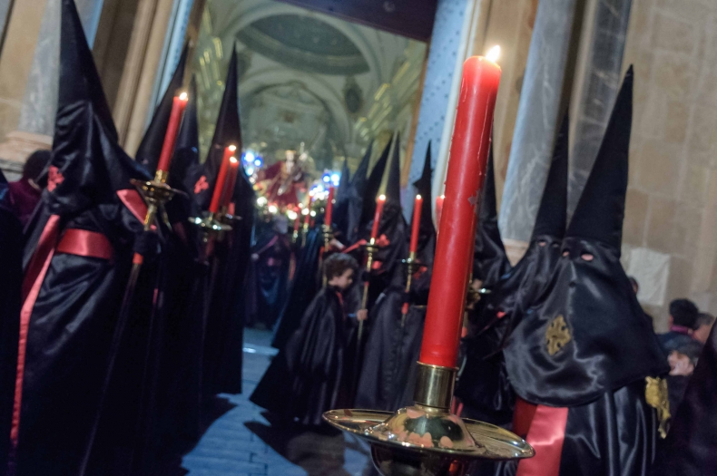 The unique experience of Holy Week in Orihuela