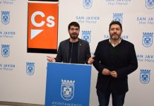 Ciudadanos demand plan of economic measures for San Javier