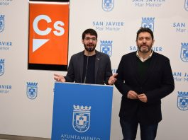 Ciudadanos demand plan of economic measures for San Javier