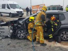 Six drivers injured in week of pileups