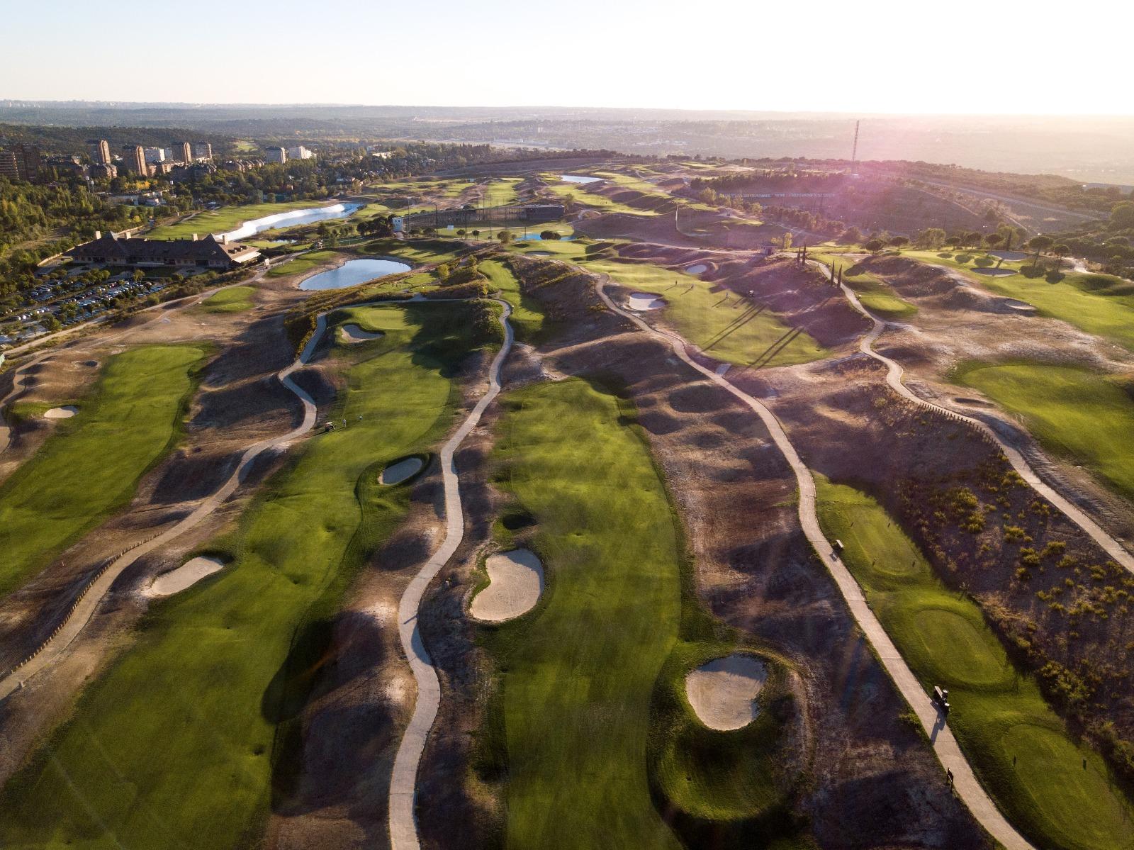 The rise of Centro Nacional de Golf