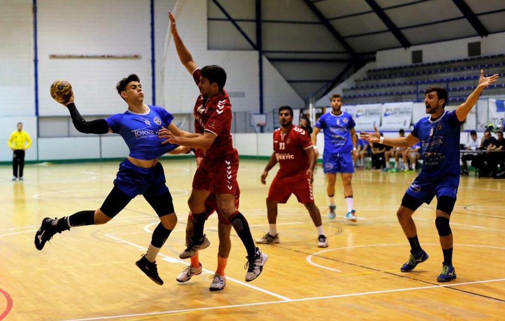 Mare Nostrum Handball come out on top in promotion clash at Vila-real