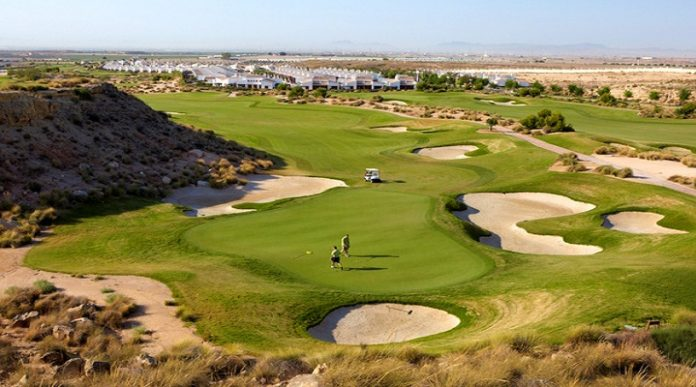 The Med Bar Golf Society, El Raso,El Valle 27/2/18
