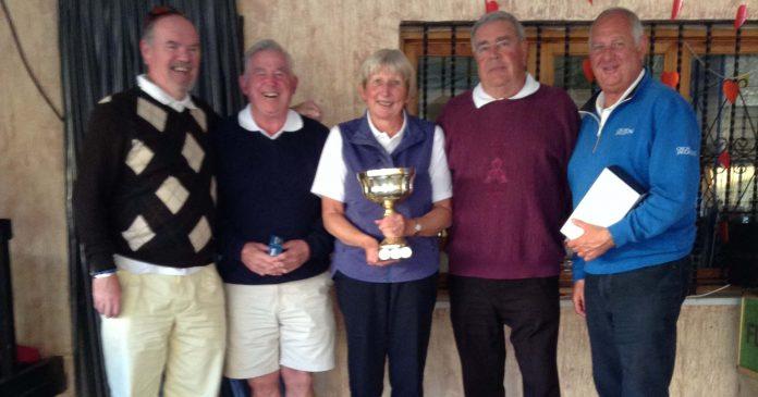 La Marina Golf Society - Helena and Paolo Trophy