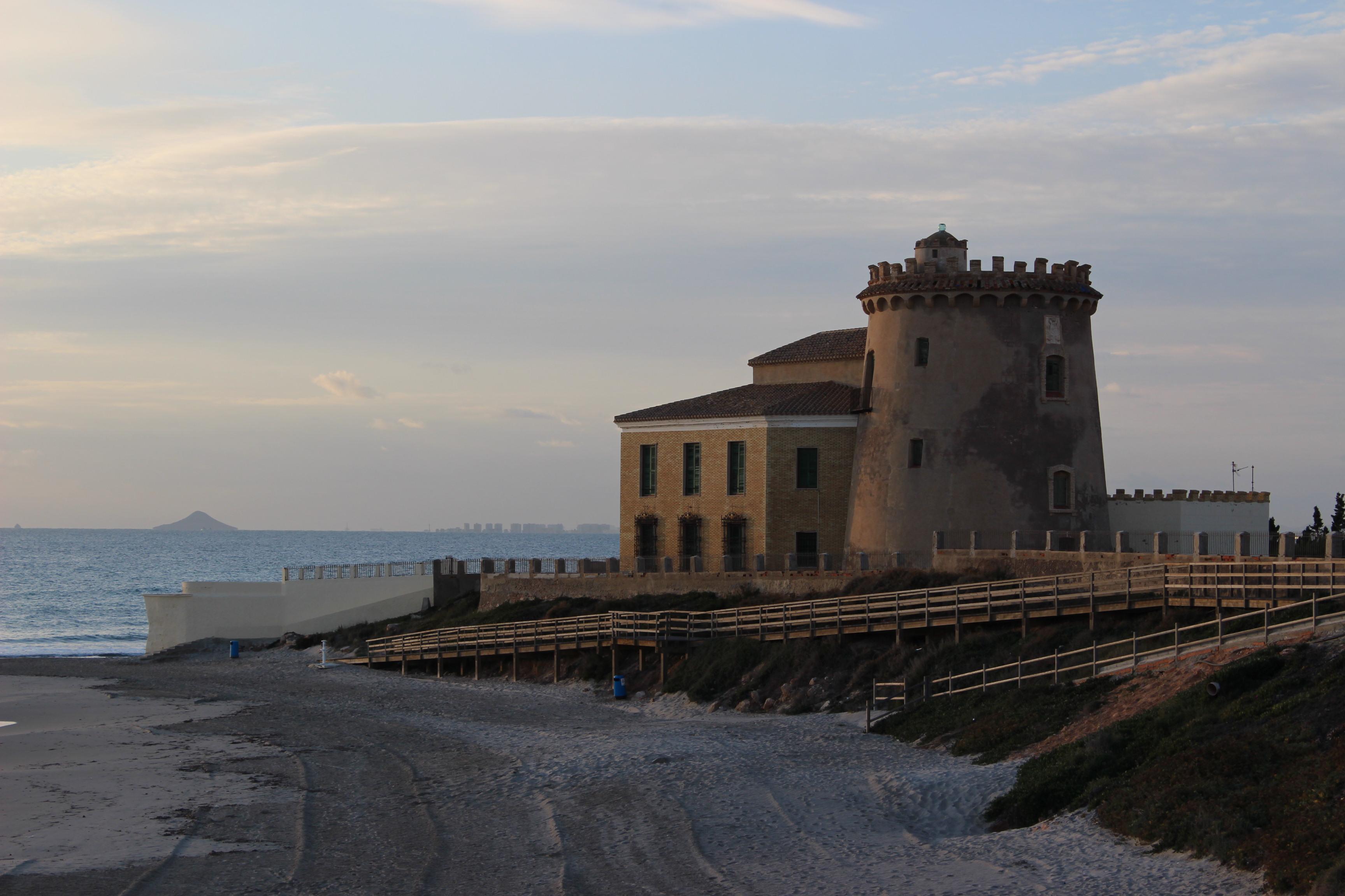 The Forbidden Tower Of Pilar De La Horadada The Leader Newspaper # Muebles Dous Murcia