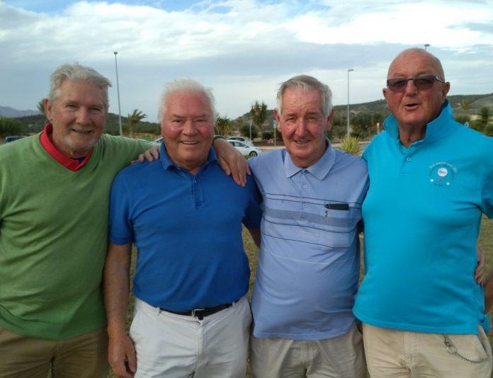 San Miguel Golf Society at Vistabella Golf. February 28th, 2018