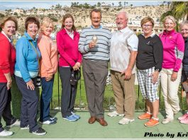 Eurogolf Monthly Stableford and Tuesday TOFFS