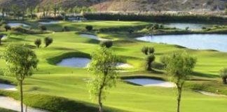Font Del Llop - €134 for Two Players and Buggy