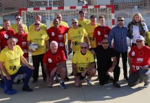 Gran Alacant Oldies Walking Football