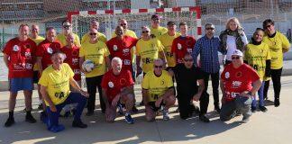 Gran Alacant Oldies Walking Football
