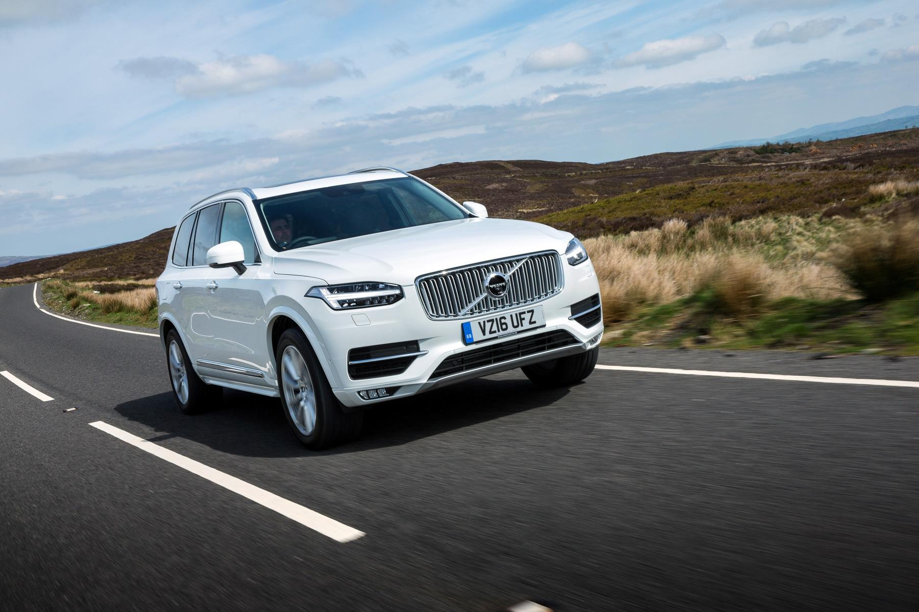 Volvo's pioneering safety technology goes beyond protecting those inside the car