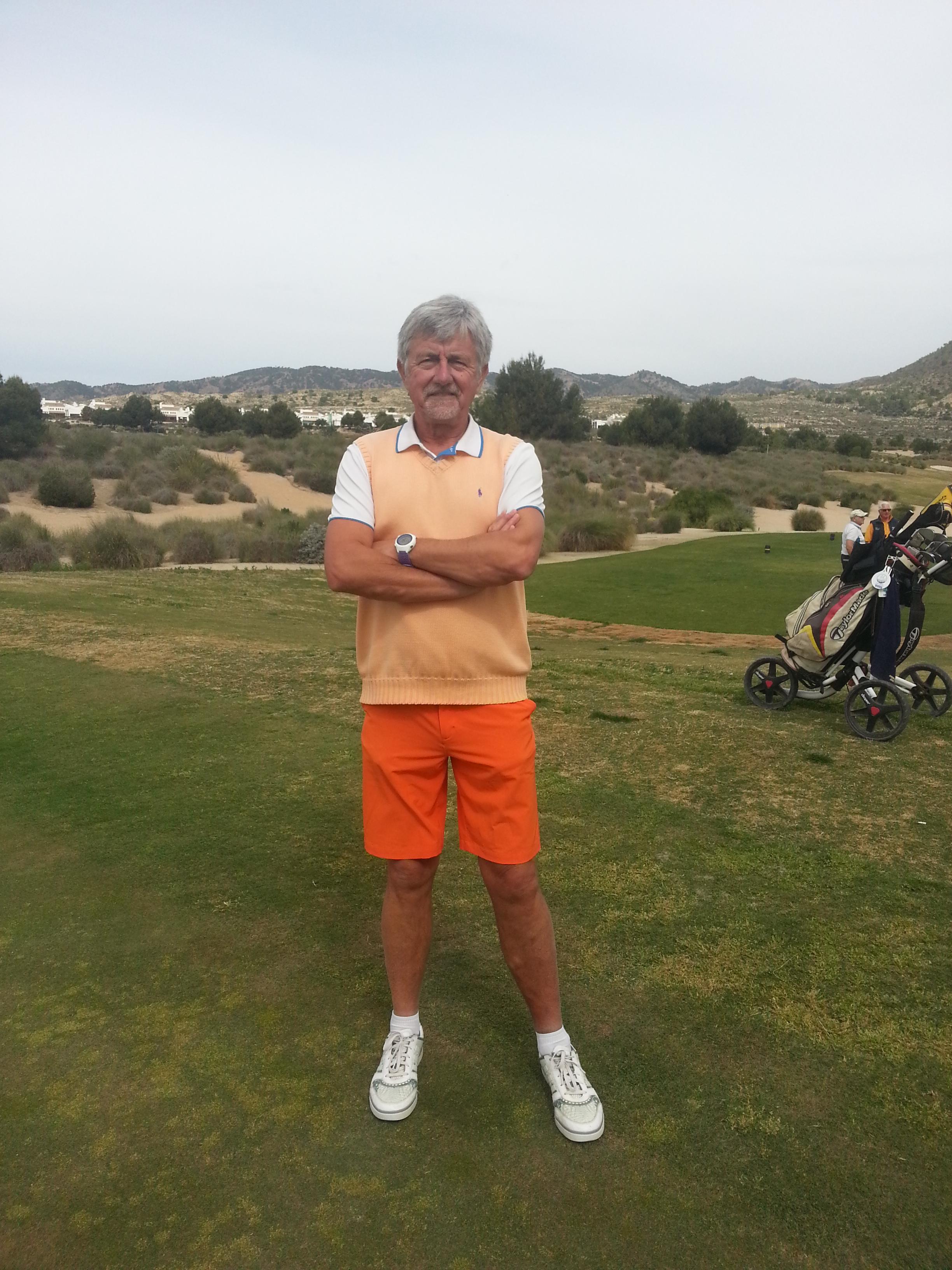 """San Javier Golf Society Captain's """"Drive-in"""""""