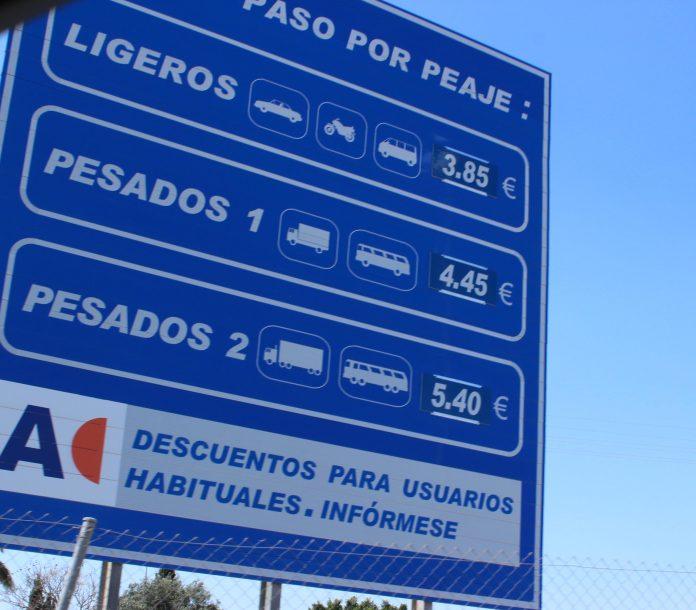 Motorway Toll in Spain