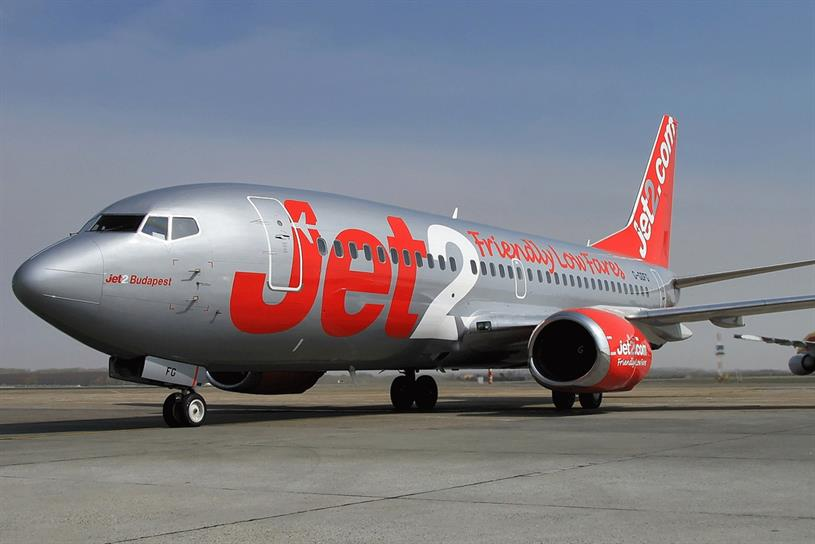 Coronavirus: Jet 2 suspends all flights to Spain