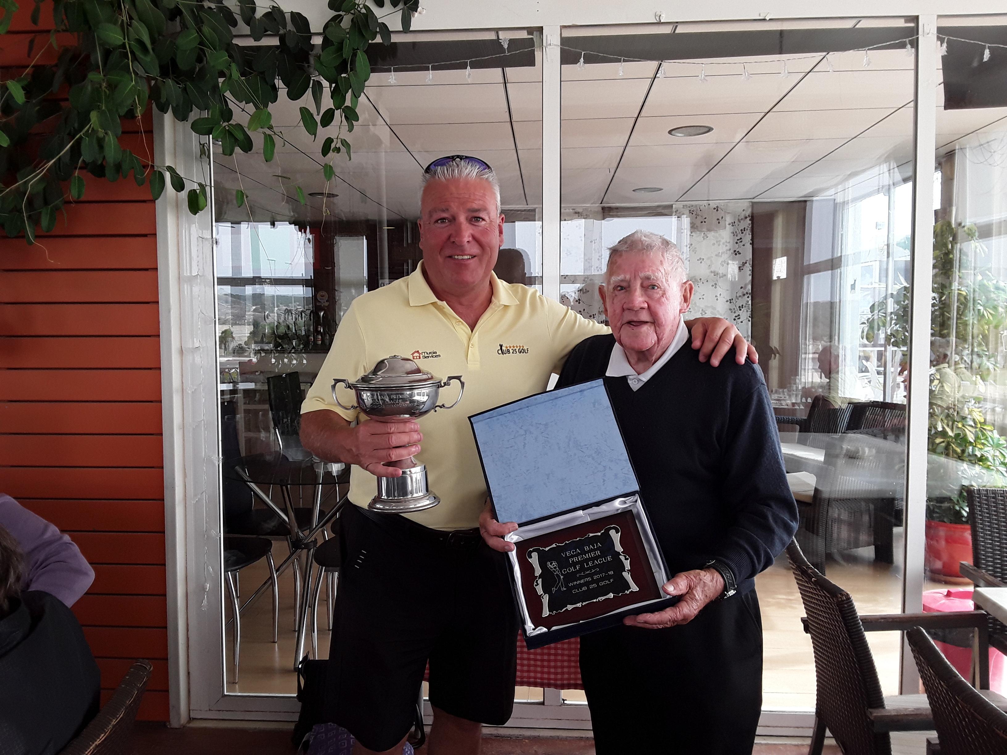 Vega Baja Premier Golf League – Ivie Davies Perpetual Memorial Trophy