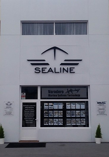 New office in the Marina Salinas for Sealine